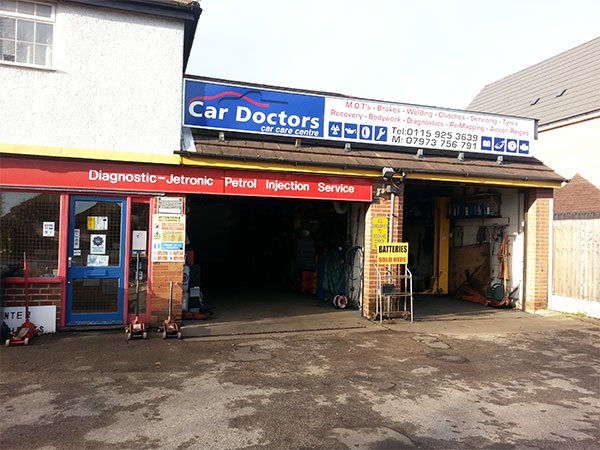 About Us - Car Repairs Chilwell and Beeston